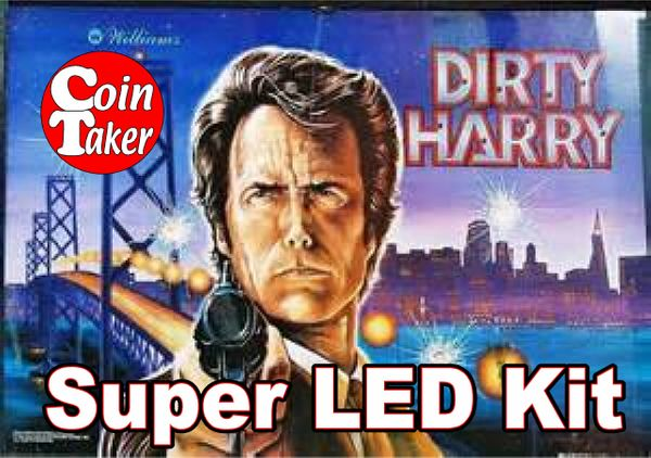 2. DIRTY HARRY LED Kit w Super LEDs