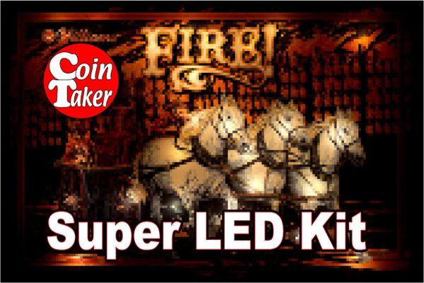 2. FIRE LED Kit w Super LEDs