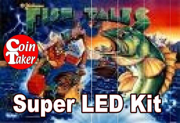 2. FISHTALES LED Kit w Super LEDs