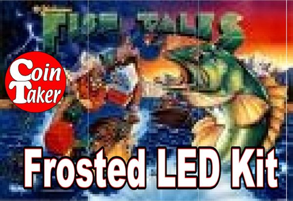 3. FISHTALES LED Kit w Frosted LEDs