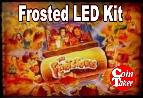 3. FLINTSTONES LED Kit w Frosted LEDs