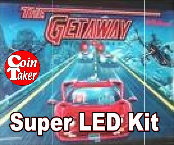 2. GETAWAY LED Kit w Super LEDs