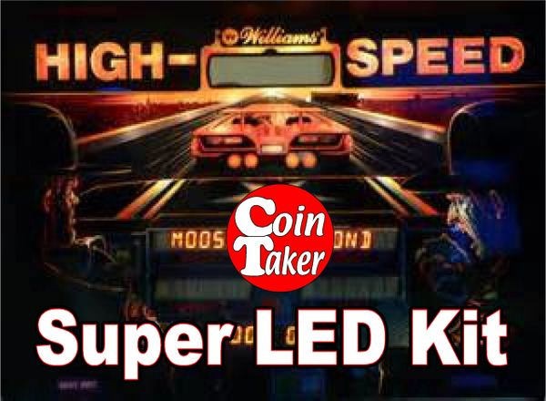 2. HIGH SPEED LED Kit w Super LEDs