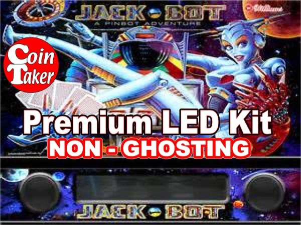 JACK-BOT LED Kit with Premium Non-Ghosting LEDs