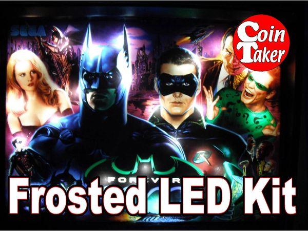 3. BATMAN FOREVER (SEGA) LED Kit w Frosted LEDs