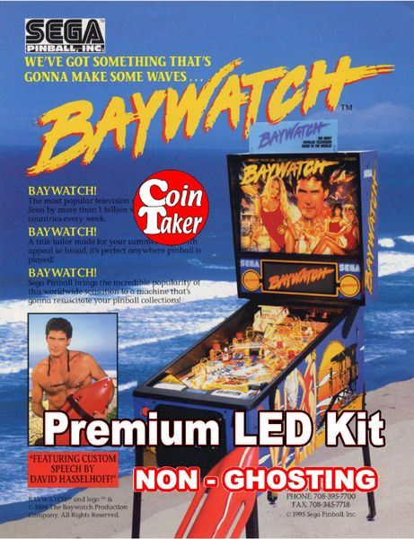 BAYWATCH LED Kit with Premium Non-Ghosting LEDs