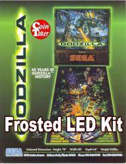 3. GODZILLA LED Kit w Frosted LEDs