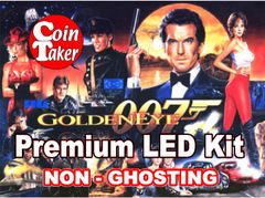 1. GOLDENEYE LED Kit with Premium Non-Ghosting LEDs