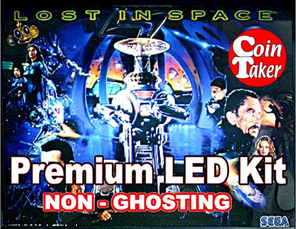 LOST IN SPACE LED Kit with Premium Non-Ghosting LEDs