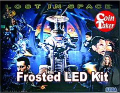 3. LOST IN SPACE LED Kit w Frosted LEDs
