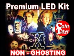 1. XFILES LED Kit with Premium Non-Ghosting LEDs