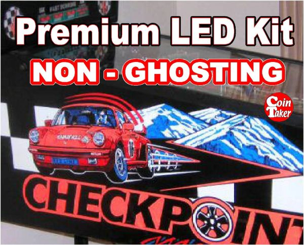 CHECKPOINT LED Kit with Premium Non-Ghosting LEDs