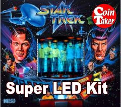 2. 1991 STAR TREK LED Kit w Super LEDs