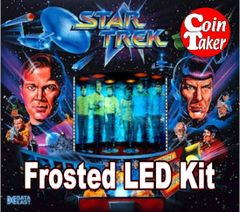 3. 1991 STAR TREK LED Kit w Frosted LEDs