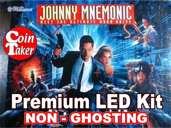 JOHNNY MNEMONIC LED Kit with Premium Non-Ghosting LEDs