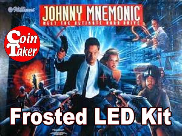 3. JOHNNY MNEMONIC LED Kit w Frosted LEDs