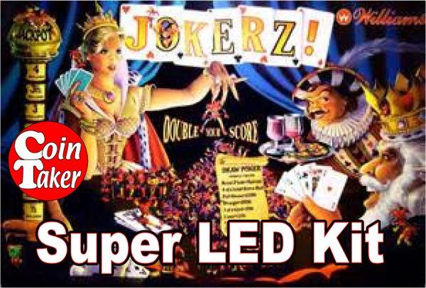 2. JOKERZ LED Kit w Super LEDs