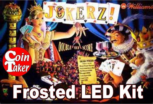 3. JOKERZ LED Kit w Frosted LEDs