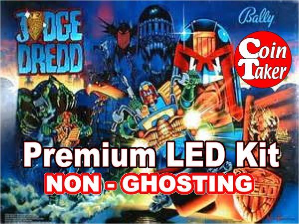 JUDGE DREDD LED Kit with Premium Non-Ghosting LEDs