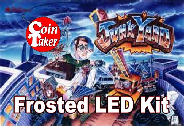 3. JUNKYARD LED Kit w Frosted LEDs