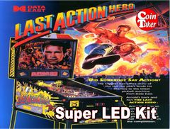 2. LAST ACTION HERO LED Kit w Super LEDs