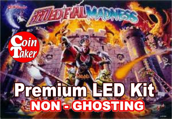 MEDIEVAL MADNESS LED Kit with Premium Non-Ghosting LEDs