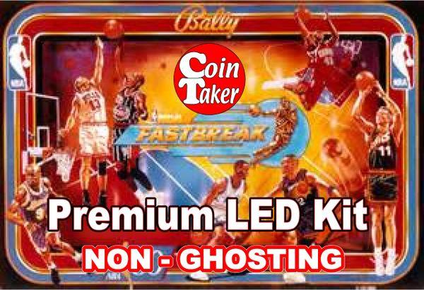 NBA FASTBREAK LED Kit with Premium Non-Ghosting LEDs