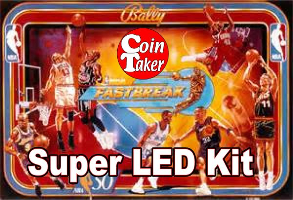 2. NBA FASTBREAK LED Kit w Super LEDs