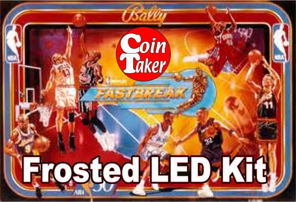 3. NBA FASTBREAK LED Kit w Frosted LEDs