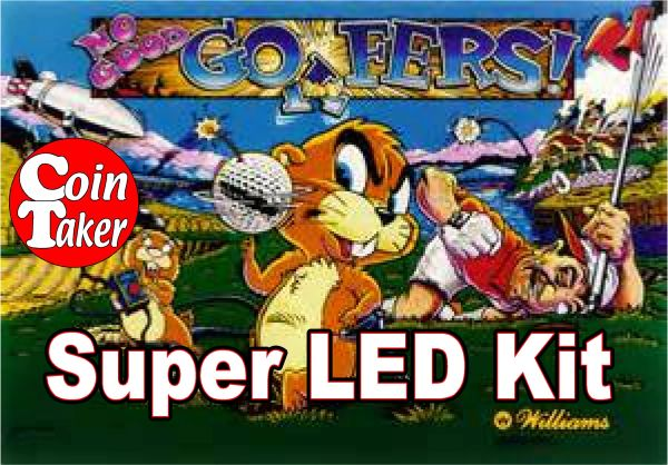 2. NO GOOD GOFERS LED Kit w Super LEDs