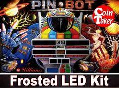 3. PINBOT LED Kit w Frosted LEDs