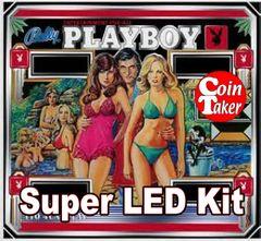 BALLY PLAYBOY LED Kit w Super LEDs