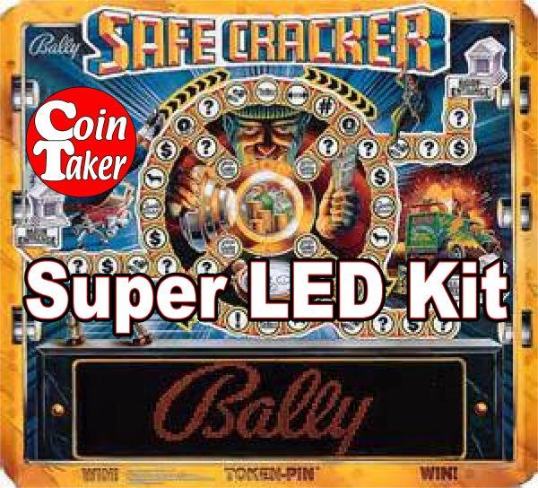 2. SAFE CRACKER LED Kit w Super LEDs