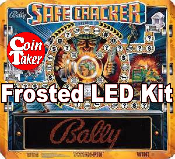 3. SAFE CRACKER LED Kit w Frosted LEDs