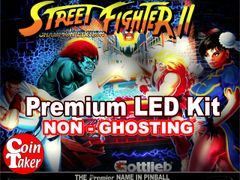 1. STREET FIGHTER II LED Kit with Premium Non-Ghosting LEDs