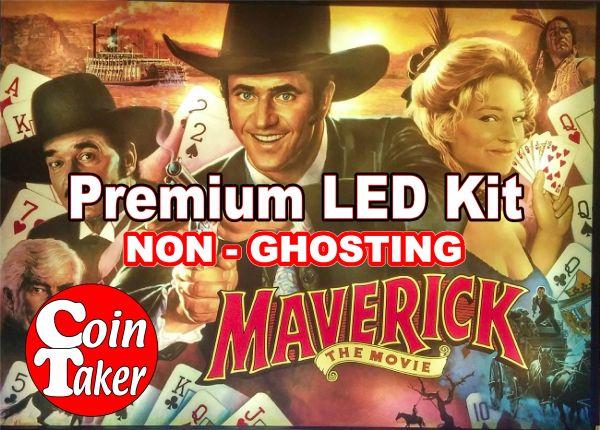 MAVERICK Kit with Premium Non-Ghosting LEDs