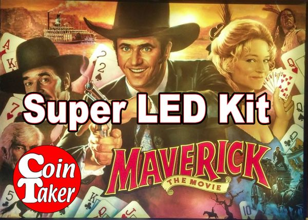 2. MAVERICK Kit w Super LEDs