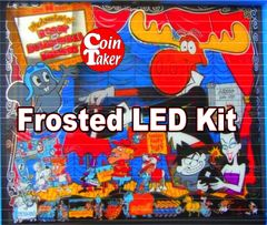 3. ROCKY AND BULLWINKLE LED Kit w Frosted LEDs