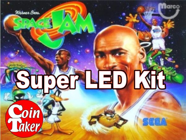 SPACE JAM LED Kit w Super LEDs