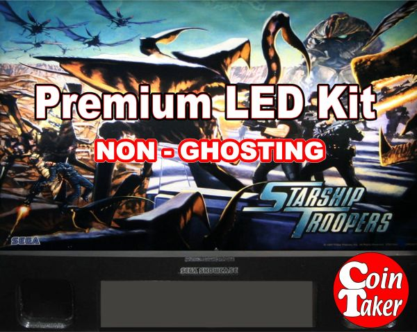 1. STARSHIP TROOPERS LED Kit with Premium Non-Ghosting LEDs