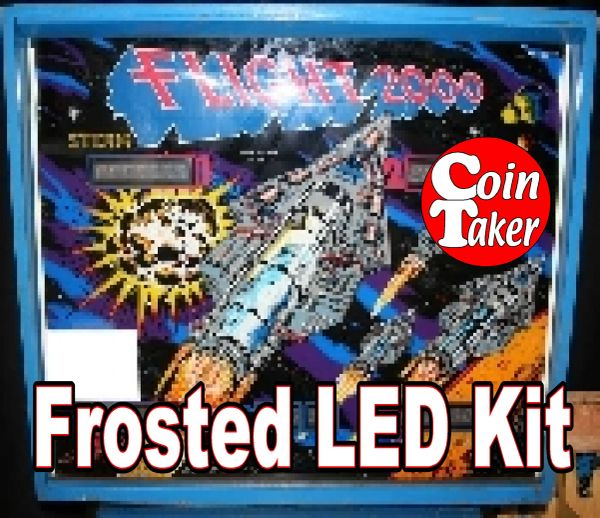 FLIGHT 2000-3 LED Kit w Frosted LEDs