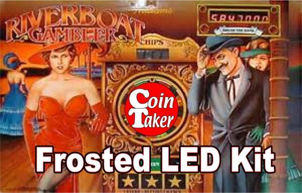 3. RIVERBOAT GAMBLER LED Kit w Frosted LEDs