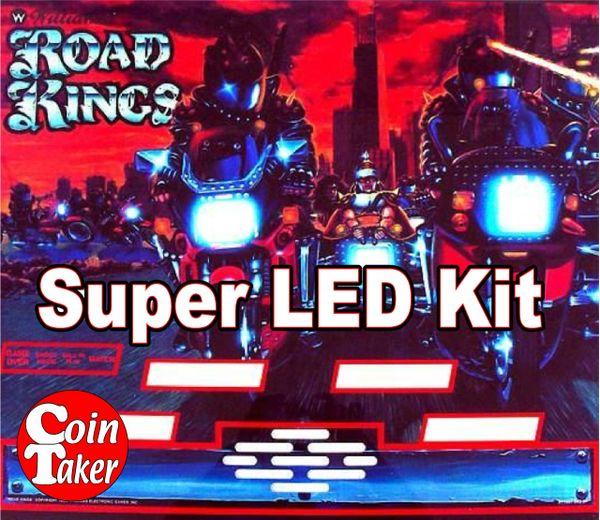 2. ROAD KINGS LED Kit w Super LEDs