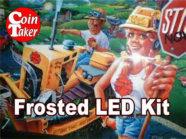 3. ROADSHOW LED Kit w Frosted LEDs
