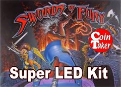 SWORDS OF FURY LED Kit w Super LEDs