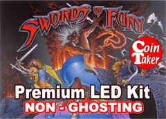 SWORDS OF FURY LED Kit with Premium Non-Ghosting LEDs