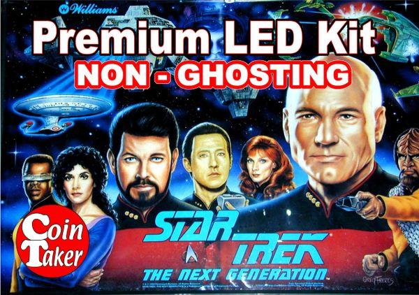 STAR TREK NEXT GENERATION LED Kit with Premium Non-Ghosting LEDs