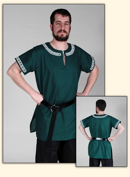 Tunic - Celtic Tunic / Viking Tunic / Tribal Tunic