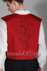Dragon Short Vest