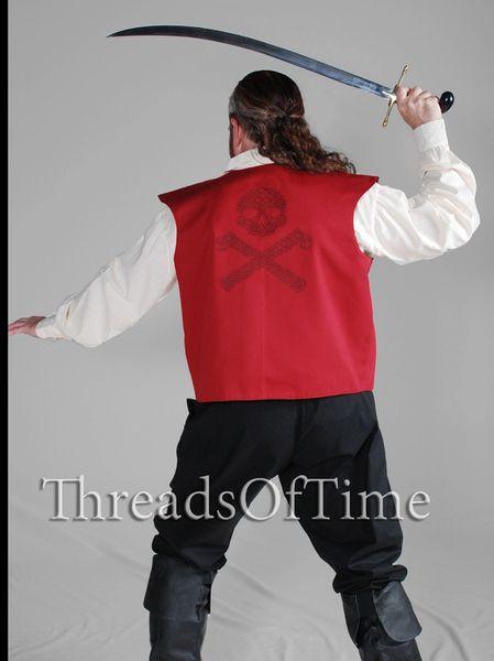 Pirate Short Vest